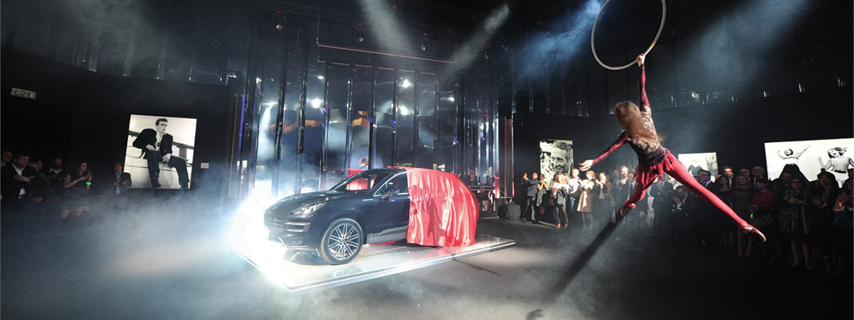 Autoreveal 300 Launch In Style With Our Reveal System