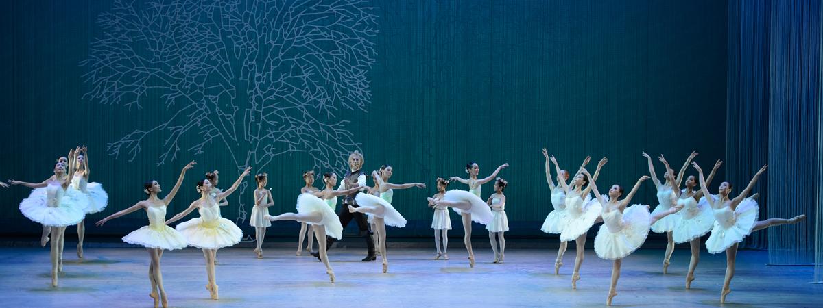 The Hong Kong Ballet Showtex