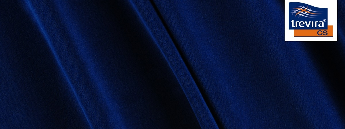 Velours Paris CS - flame retardant stage velvet