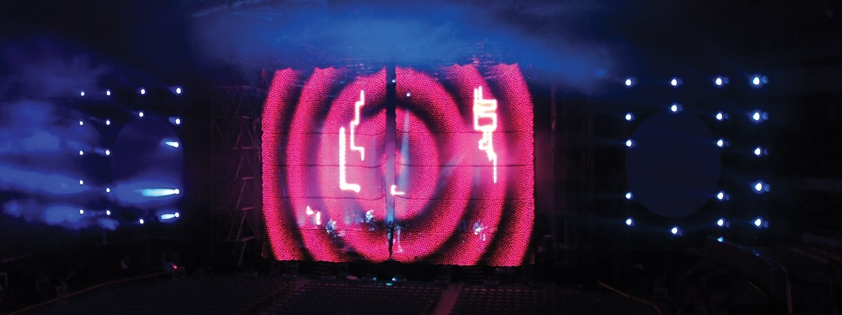 ShowLED Animation Waterproof - LED curtain