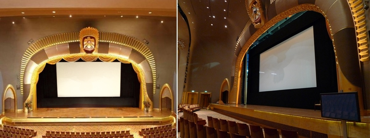 Velours Goethe - Stage velvet