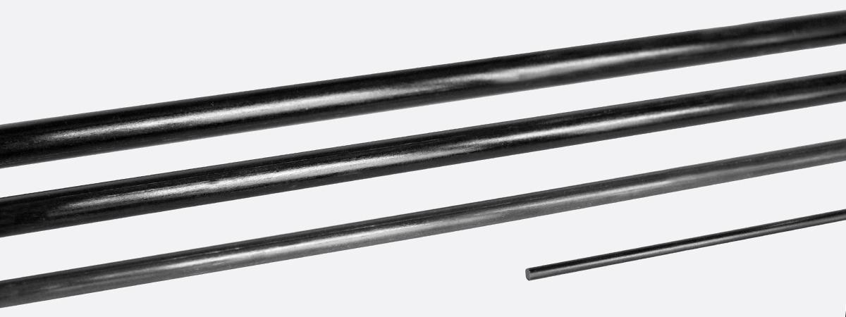 Glass fibre rod flexible rod for creating 3d structures - Barras de fibra de vidrio ...