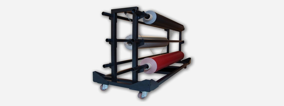 DanceCarpet Wagon Foldable And Stackable Dance Floor Cart