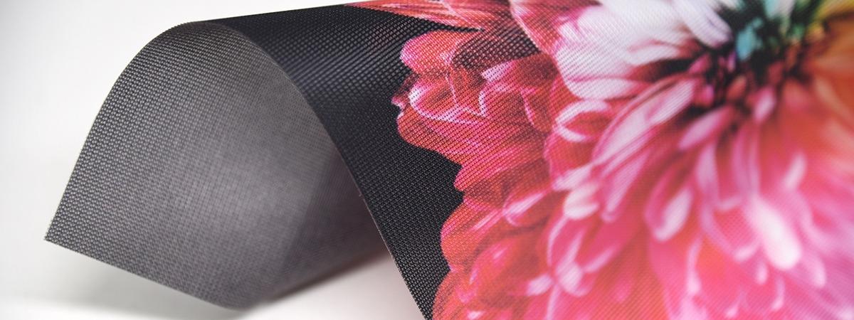BannerDrape Print - printed fabric
