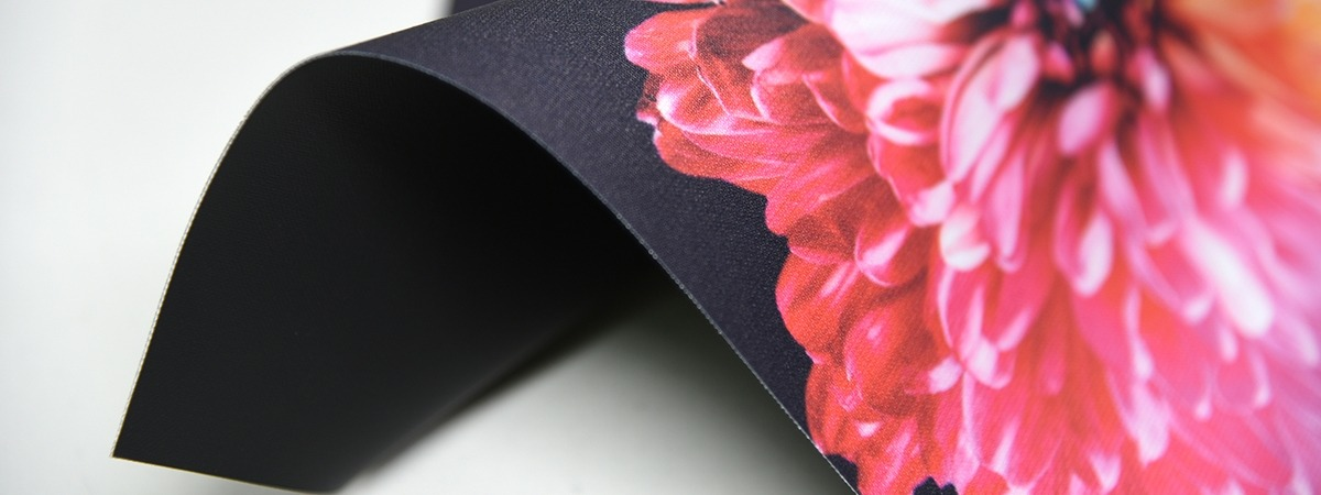 Blackout Flex BB Print - printed fabric