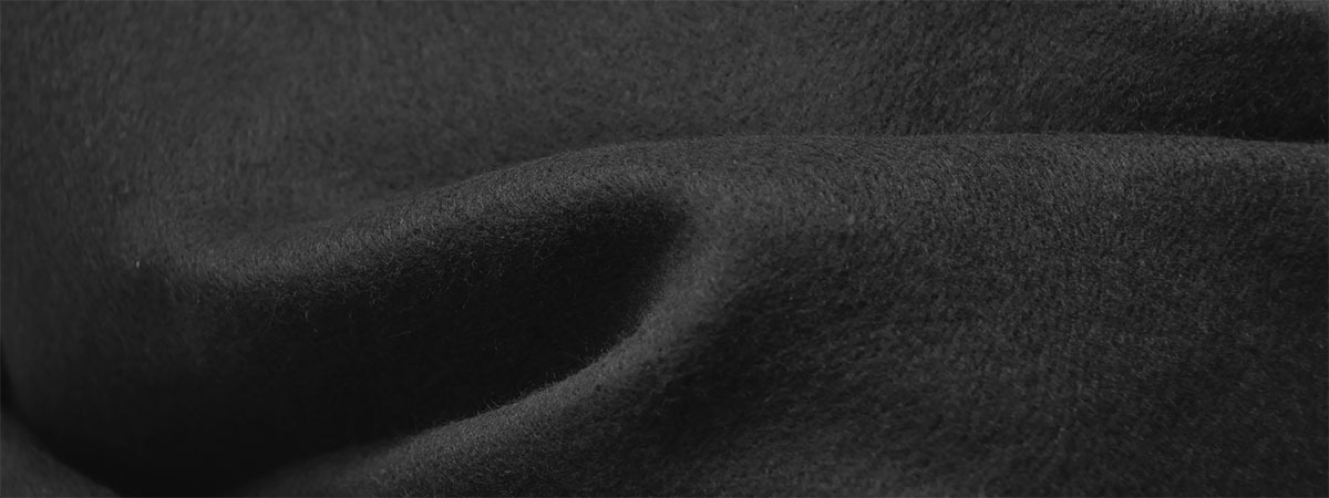 Calmuc IFR - black masking fabric