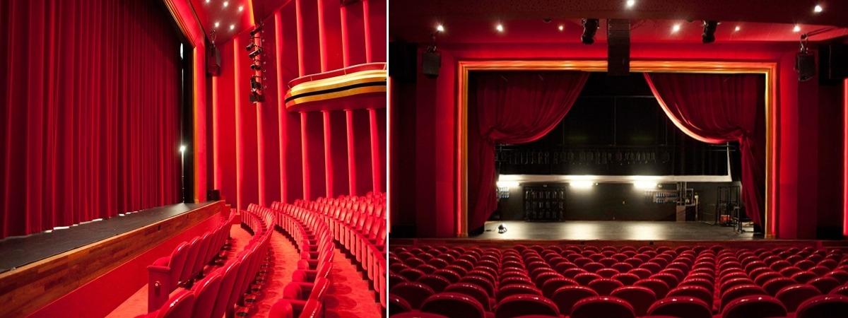 Velours Gaudi - stage velvet