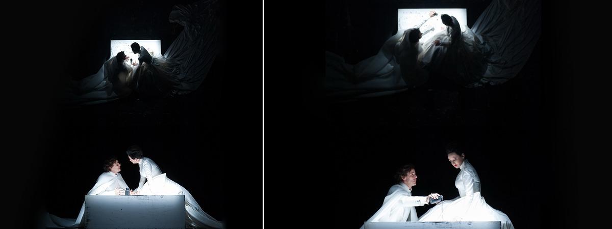 Ludwig II • projections on GiantMirror
