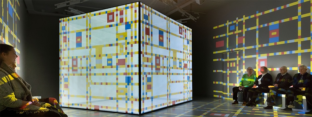 The Mondriaan House