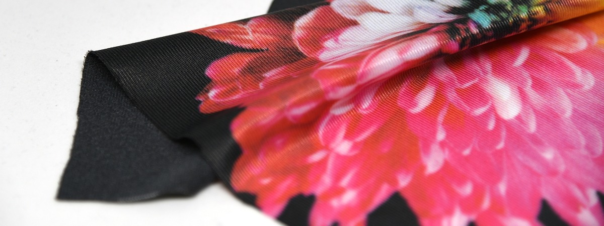 Backdrop Soft Print - printed fabric