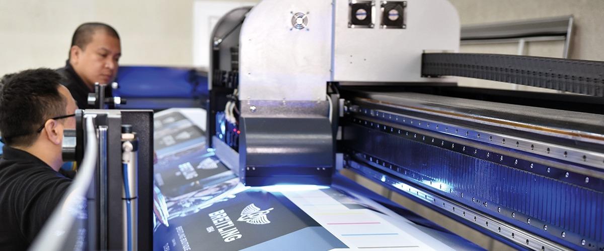 ShowTex Printing Techniques
