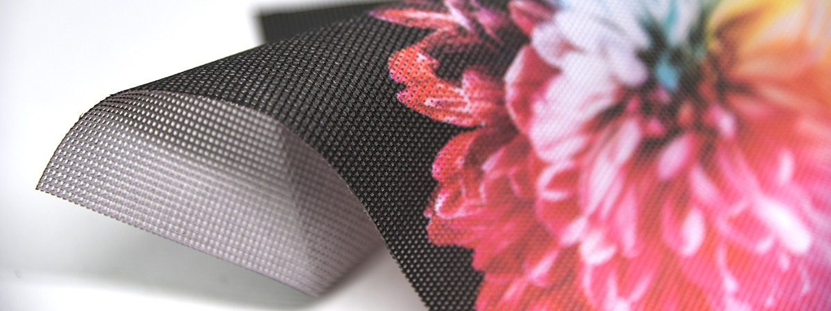 Universal Mesh Print - printed mesh
