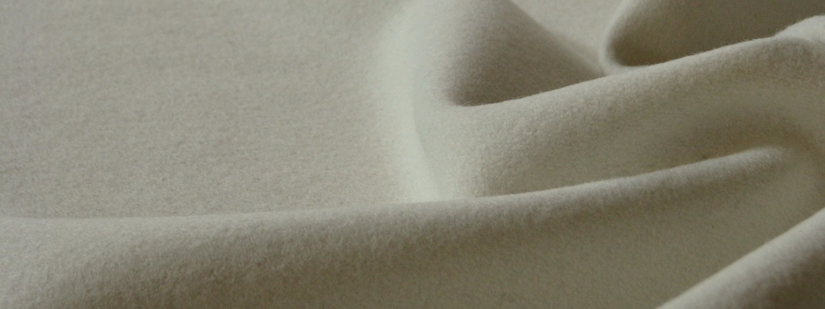 Wool Serge Colour - flame retardant fabric