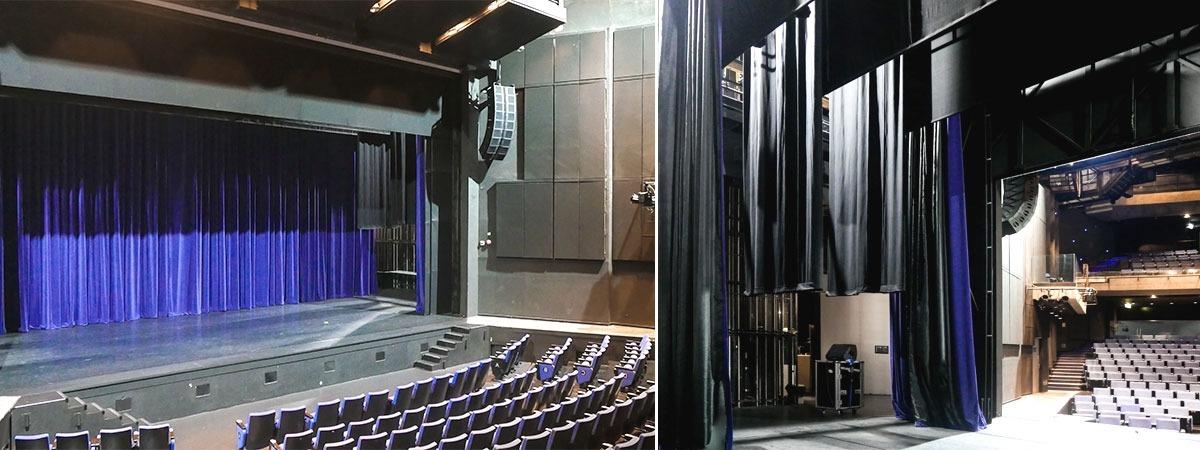 Y-Theatre - theatre velvet
