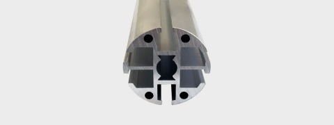 Hexa profile - aluminium frame