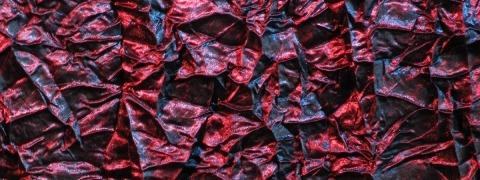 Satinac Crunch - glossy fabric