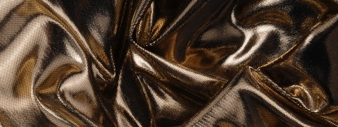Galactica - glitter fabric