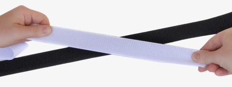 Hook & Loop Fastener Elastic
