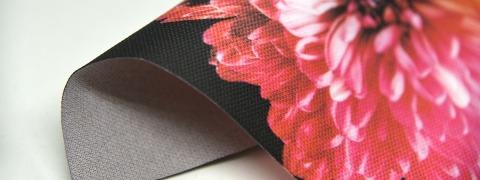 Backdrop Print - printed fabric