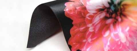Glossy Print - printed fabric
