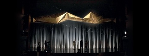 Auditorium Curtain KACWC - multi layered theatre curtain