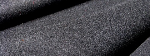 IFR Wool Serge (close-up)