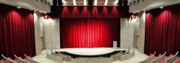 Velours theatre velvet